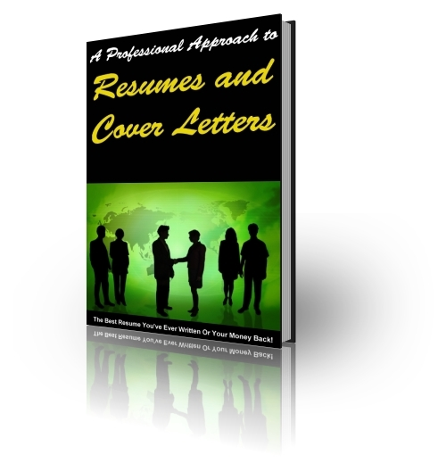 Product picture Resume and Cover Letters( PLR)