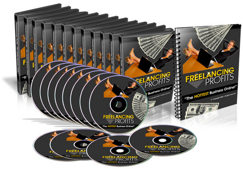 Product picture Freelancing Profits(  RR)